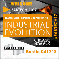 VZPS will present its products at the world's largest USA trade fair Fabtech on November 6-9, 2017